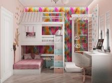 Дизайн интерьера частного дома Кипр