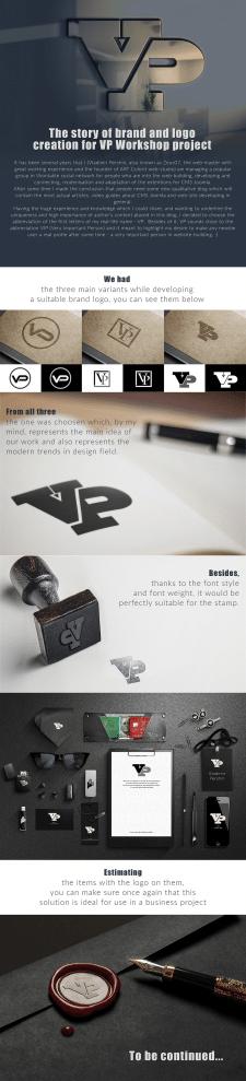Разработка и презентация логотипа