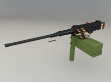 Пулемет Browning M2