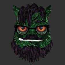 Green troll :)