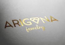 Дизайн логотипа для Arigana