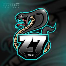 Logo for game team