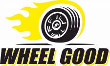 """Логотип магазина автошин """"Wheel Good"""""""