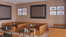 Дизайн и визуализация кафе