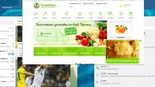 Интернет-магазин FreshMarket