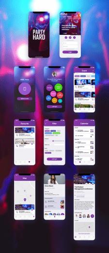 App PartyHard
