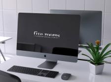 Five rooms