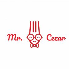 """Логотип для сети здорового фаст-фуда """"Cezar"""""""