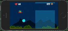 "Мобильная игра ""Angry UFO"""