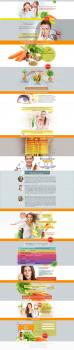 Дизайн лэндингов и корпоративных страниц
