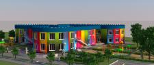 Проект детского сада на 6 груп