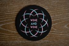 Wine And Wine - Подставка
