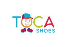 Логотип для магазина детской обуви