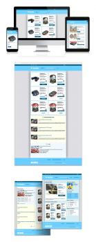 Веб портал благотворительного фонда VolUa