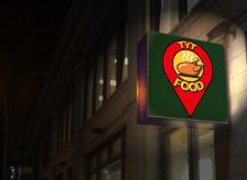 Логотип для ресторана быстрого питания в Киеве