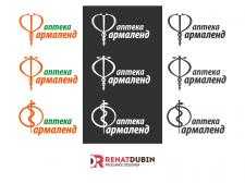 Логотип для аптеки (варианты)