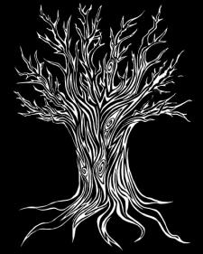 дерево графика