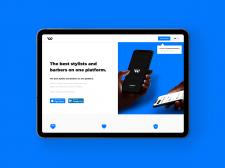 Сайт презентация приложения