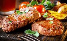 Сочное мясо – идеальный источник энергии