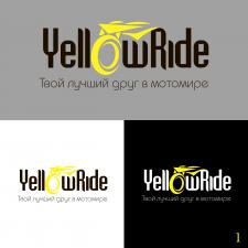 Логотип для мотошколы