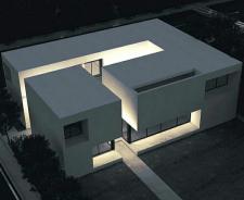 Архитектурный демонстрационный макет