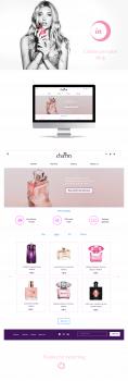Интернет-магазин парфюмерии InCharm