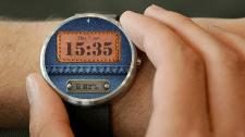 Дизайн и Mockup для SmartWatch