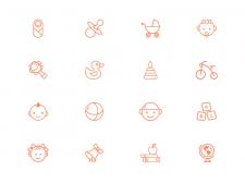 Иконки для календаря прививок