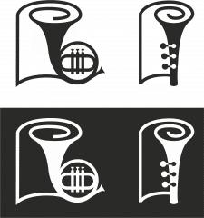 Знак для производителя музыкальных инструментов