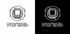 Логотип интернет магазина микросхем Ригель