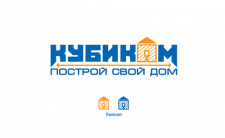 Логотип для строительной фирмы