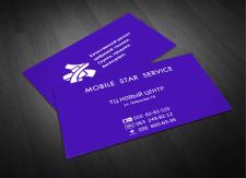 Mobile star service - визитная карточка