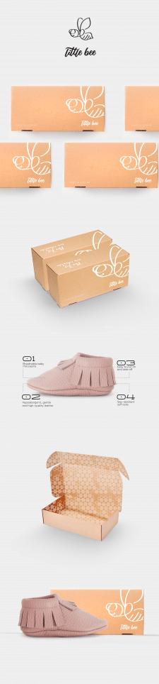 LITTLE BEE packaging