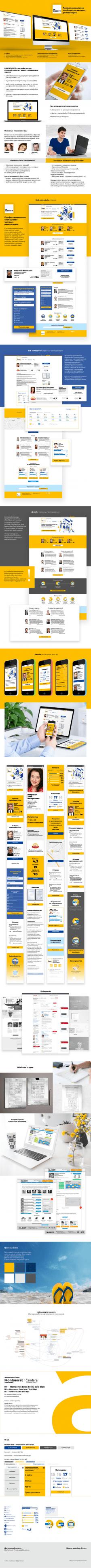 INLIBERTY - сайт образовательных услуг