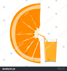 orange drink orange juice