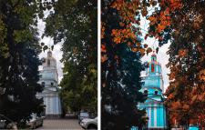 Цветокоррекция  и кадрирование