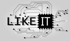 Логотип Like IT