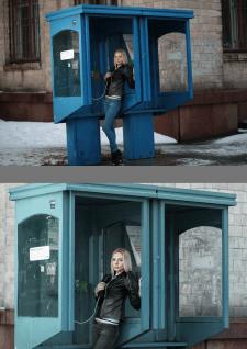 Ретушь и цветокоррекция изображений, фотосъёмка