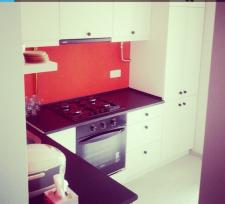 дизайн кухни (квартира)