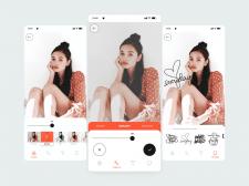 Мобильное приложение для обработки фотографий