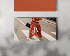 Логотип для J'A