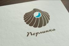 """Логотип для """"Перлинки"""""""