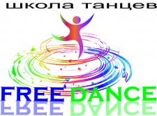 Логотип для школы танцев