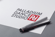 логотип для Palladium Dance