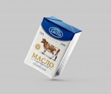 Упаковка для масла