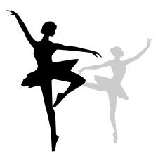 Векторная балерина