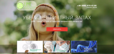 Landing Page Lime