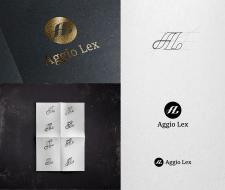 создание логотипа Aggio Lex (юридическая фирма)