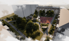 Модернізація жилових кварталів 60-80х