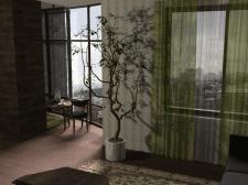Квартира-студия 45 кв.м
